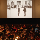 Das Siggenthaler Jugendorchester vertont live Charlie-Chaplin-Filme