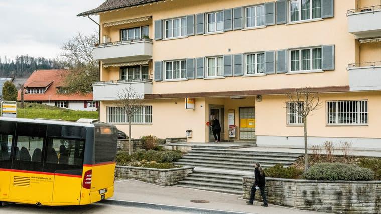 Nunningen ist für das Gilgenbergerland das Zentrum. Die Poststelle war schon mehrfach von der Schliessung bedroht. (Nicole Nars-Zimmer)