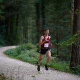 Sieger Christian Mathys setzte sich früh von der Konkurrenz ab. (José R. Martinez / Solothurner Zeitung)