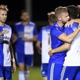 Dem FC Sarmenstorf ist in der 2. Liga ein Traumstart geglückt. (Alexander Wagner)