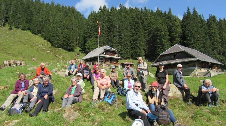 Wanderung in der Moorlandschaft Glaubenberg