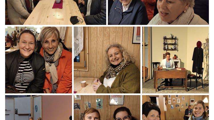 Frauenpower auch in Olten – wir besuchten das Freilichttheater der Gäuer Spielleute «Frölein Dokter Felchlin»