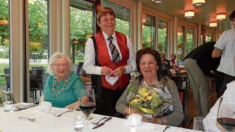 Gemeinsame Feier zum 90. Geburtstag: Ein Blick zurück auf bewegte Leben