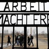 Das ehemalige Konzentrationslager Sachsenhausen nördlich von Berlin ist heute eine öffentlich zugängliche Gedenkstätte. (Keystone)