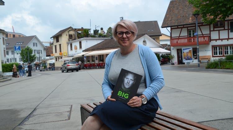 «Die Leute sollen sich für ihr persönliches Leben etwas herausnehmen können», sagt Anja Knabenhans über ihr Buch. (zvg)
