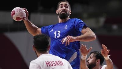 Handball: Frankreich stürmt ins Halbfinale ++Fuchs und Mändli fürs Einzelfinale qualifiziert ++ Fussball: Brasilien trifft im Olympia-Final auf Spanien