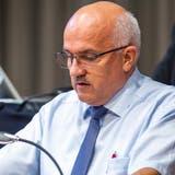 Wie die meisten SVP-Kantonsräte hat sich auch Parteipräsident Ruedi Zbinden impfen lassen. (Tobias Garcia)