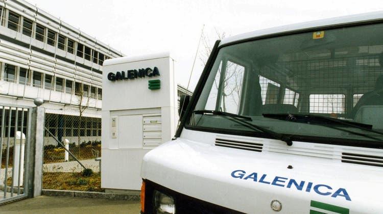 Galencia steigerte den Umsatz in den ersten sechs Monaten auf knapp 1,9 Milliarden Franken. (Symbolbild) (Keystone)