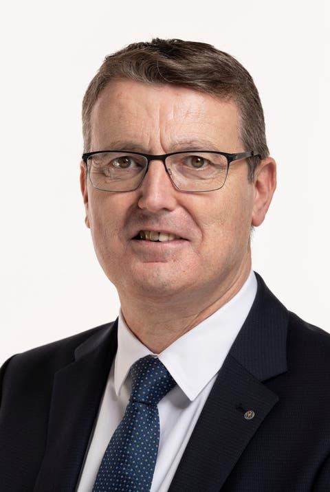 SVP-Nationalrat Thomas Burgherr.