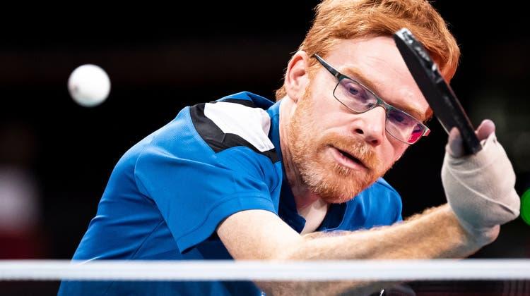 Erhoffte sich mehr von seiner Teilnahme in Tokio: Bereits nach der Vorrunde musste Silvio Keller die Heimreise antreten. (Swiss Paralympic / Gabriel Monnet)