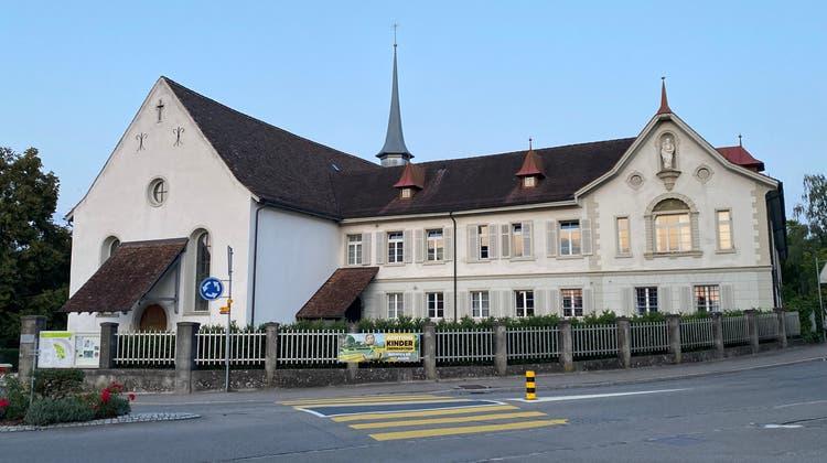 Die Kapuzinerkirche und das Kloster St.Josef in Bremgarten. (Marc Ribolla)