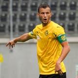 Imran Bunjaku wird vorerst vom FC Aarau bis Ende Saison ausgeliehen. (Freshfocus)