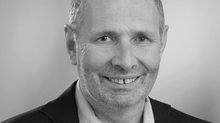 Georg Nussbaumer, Revierförster, CVP-Kantonsrat, Hauenstein