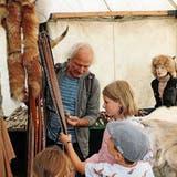 Wie vor 800 Jahren: Der Mittelaltermarkt in Altstätten bietet eine Zeitreise in eine vergangene Epoche