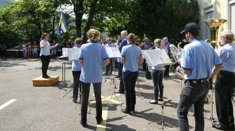 Spielgemeinschaft Dulliken – Starrkirch-Wil spielte am Banntag in Dulliken