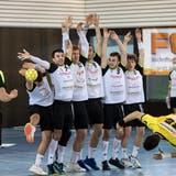 Noch müssen sich die Handballer von Fortitudo Gossau gedulden, bis sie in die Saison starten können. (Michel Canonica)