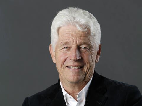 Benedikt Weibel, ehemaliger SBB-Chef.