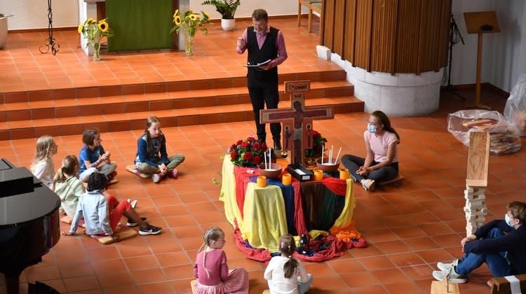SKUH– Herbstfest bei der Ref. Kirche Zuchwil
