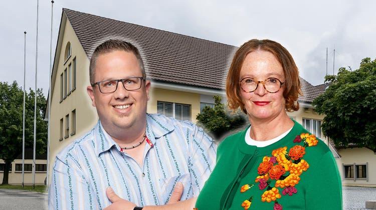 Das Gemeindehaus in Lupfig: Zwei Neue wollen sich einen Sitz im Gemeinderat sichern. (Sandra Ardizzone)