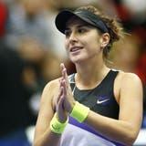 Belinda Bencic ist das Schweizer Gesicht der Olympsichen Spiele in Tokio: Jung, erfolgreich, sympathisch, weiblich. (Keystone)