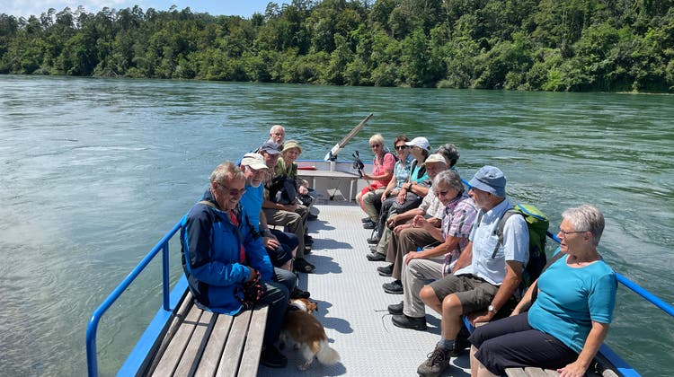 Juli-Wanderung der Wandergruppe Villigen
