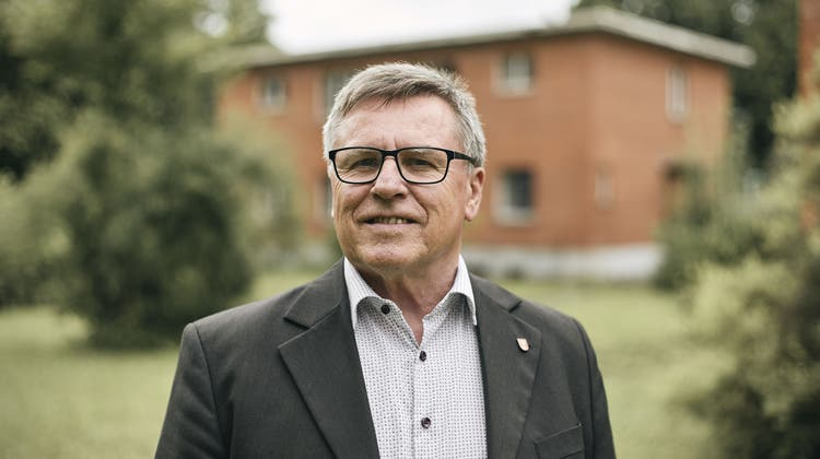 Fredy Böni, Gemeindeammann von Möhlin, tritt Ende Jahr von der politischen Bühne ab. (Roland Schmid)