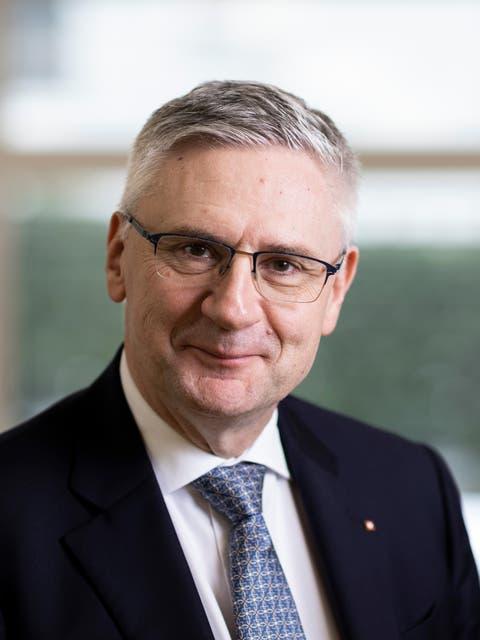 Andreas Glarner, Nationalrat und Präsident SVP Aargau.