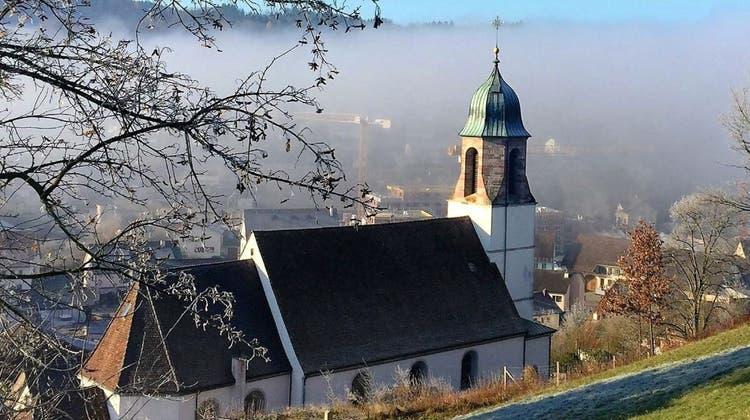 Am Kulturerbe-Tag darf ausnahmsweise der Dachstock der Pfarrkirche St.Michael betreten werden. (Zvg)