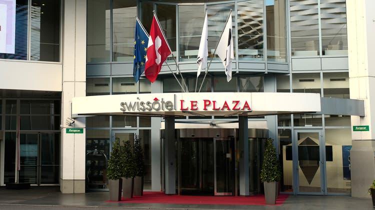 Das Hotel Le Plaza beim Basler Messeplatz wurde verkauft. (Kenneth Nars)