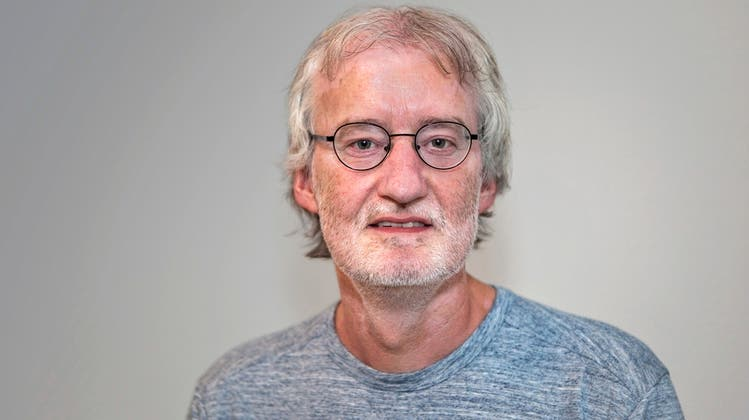 """Stephan Müller (56), ehemaliger Einwohnerrat von """"Jetzt!"""" (Zvg / Aargauer Zeitung)"""