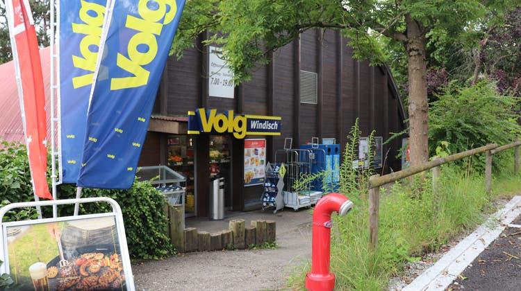 Seit Jahren kämpft der Quartierverein Unterdorf für den Erhalt des Ladens. (Maja Reznicek)