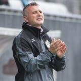 Alex Frei und der FC Wilhaben den zweiten Heimsieg der Saison knapp verpasst. (Bild: Michael Zanghellini,Freshfocus)