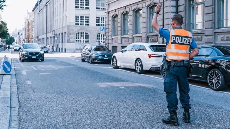 In drei Fällen stellte die Stadtpolizei das Fahren in fahrunfähigem Zustand fest. (Bild: PD)