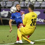 Ein enttäuschender FC Basel rettet sich im Hinspiel zu einem 2:1 Sieg gegen Ujpest FC.