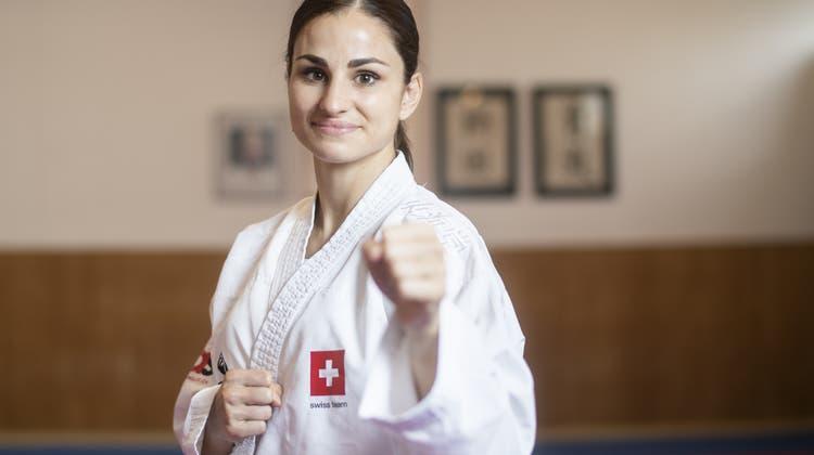 Krönt Elena Quirici ihre Karriere mit Olympia-Gold? (Ennio Leanza / KEYSTONE)