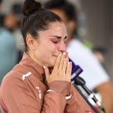 Emotionales Interview: bittere Tränenbei Elena Quirici nach verpasster Karate-Medaille