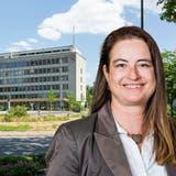 Ruth Jo. Scheier will in den Wettinger Gemeinderat. (Montage: zvg/Severin Bigler)