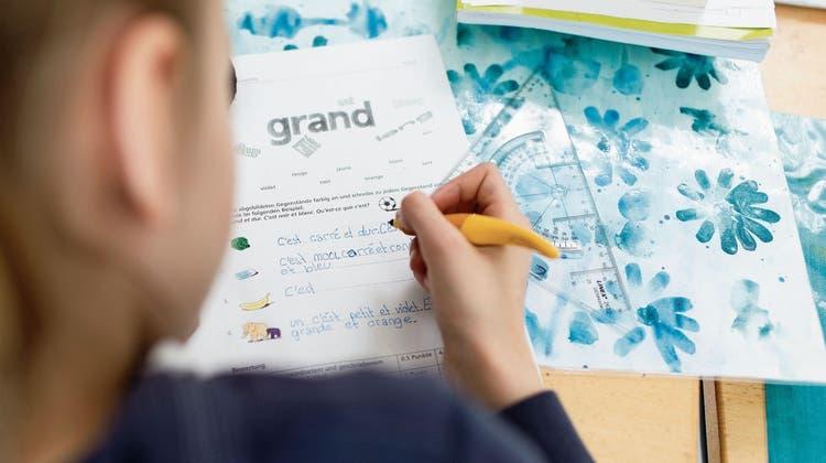 In der Bundesstadt Bern gibt es eine Schule wie keine zweite: die «Ecole cantonale de Langue française» (Symbolbild). (Bild: Gaëtan Bally/Keystone)