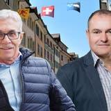 Im Laufenburger Stadtrat hängt vor den Gesamterneuerungswahlen vom 26. September der Haussegen ordentlich schief. (Nadine Böni (7. Juni 2019))