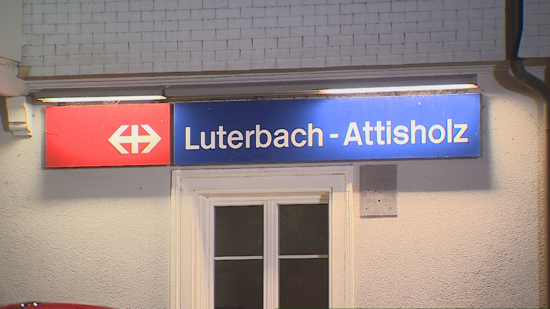 Chemieunfall beim Bahnhof Luterbach-Attisholz am Sonntagabend.