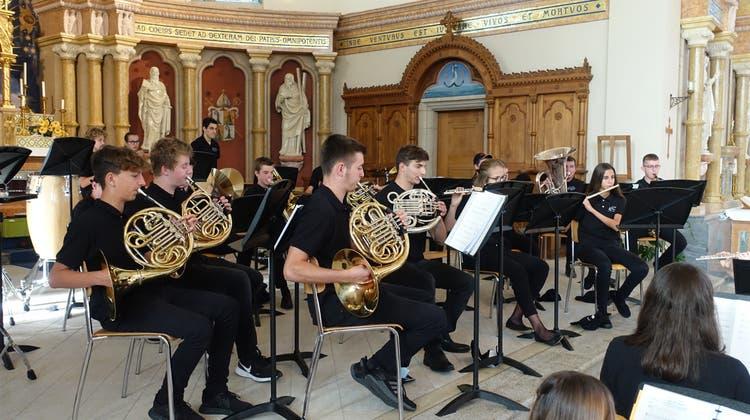 25 Jahre Young Harmonists Balsthal: Ein abwechslungsreiches Jubiläumskonzert wurde in der katholischen Kirche Balsthal durchgeführt. (Rudolf Schnyder)