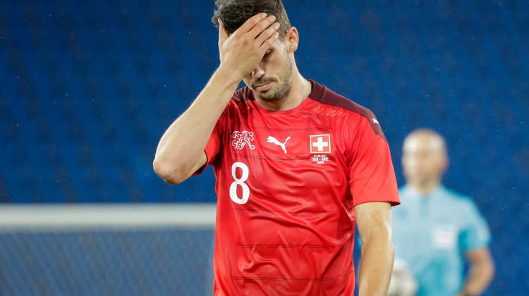 Trotz Sieg konnte die Nati nicht ganz überzeugen. (Marc Schumacher / freshfocus)