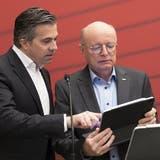 Christoph Hammer war als Finanzchef der SBB wegen eines Doppelmandats beim FC St.Gallen in Kritik geraten. (Keystone)