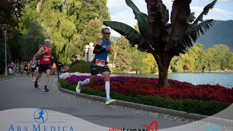 Aeneas Appius wird 10-km-Schweizer-Meister in Lugano