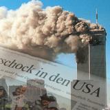 Die Titelseite des «St.Galler Tagblatts»am Tag nach den Anschlägen. (Bild: Andri Vöhringer)