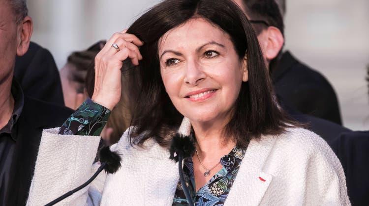 Anne Hidalgo vom «Parti Socialiste» (Bild: Isore / imago)