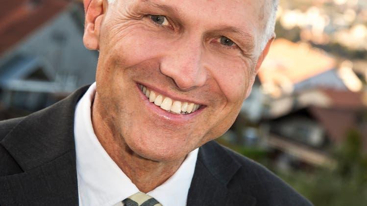 Roland Oeschger gelang der Einzug in den Gemeinderat nicht. (Zvg / Aargauer Zeitung)