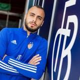Bis ganz zum Schluss des Transferfensters war er umgarnt, aber Arthur Cabral bleibt beim FC Basel. Die einzige grosse Veränderung aktuell in seinem Leben ist, dass er Vater geworden ist. (Kenneth Nars)