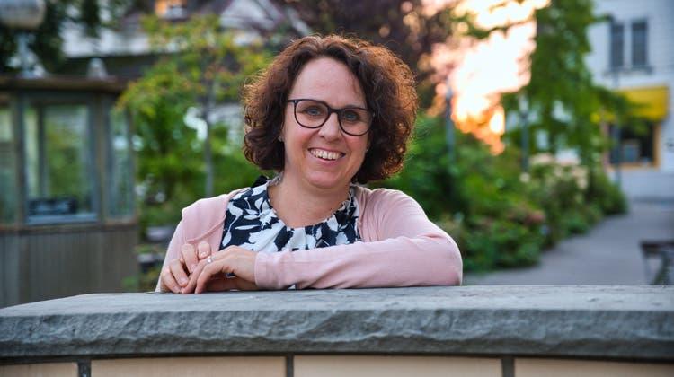 Monika Sutter ist seit Mai 2021 Präsidentin der IGEA. (Bild: Manuel Nagel (Amriswil, 7. September 2021))
