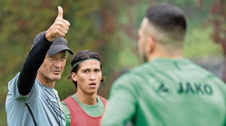 Nach der Natipause ist vor dem Auswärtsspiel: Wie der FCSGgegen Servette punkten will– und vonFazlijis Trikottausch mit einemBarca-Star